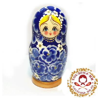 """""""Василек малый"""" матрешка из 5 кукол"""